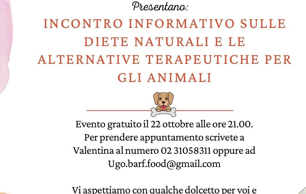DIETE E MEDICINA NATURALE PER IL TUO AMICO A 4 ZAMPE